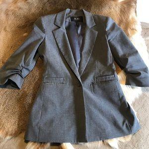 BCBG 3/4 sleeve blazer